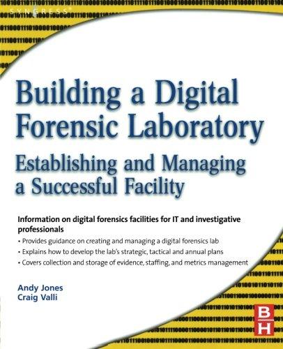 Building a Digital Forensic Laboratory: Establishing and Managing a Successful Facility