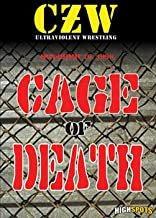 Czw- Combat Zone Wrestling- Cage of Death 1 DVD-R