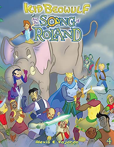 Kid Beowulf and the Song of Roland #4 (English Edition)