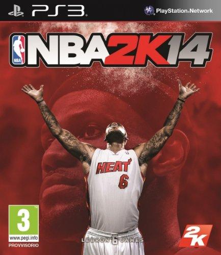 2K NBA 2K14, PS3 - Juego (PS3, PlayStation 3, Deportes, E (para todos))