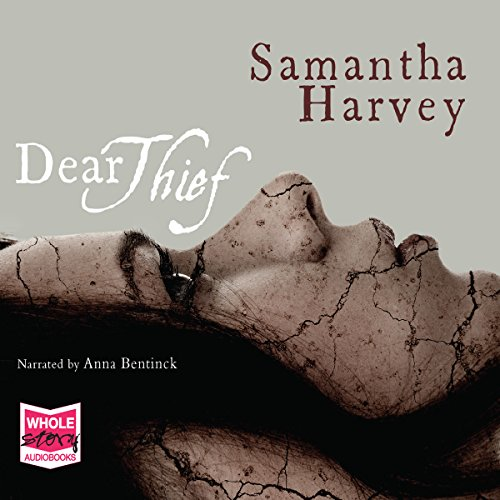 Dear Thief audiobook cover art