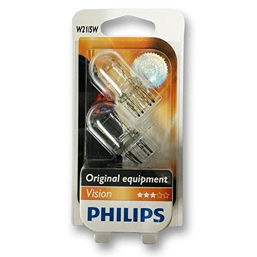 Philips 69739130Stop- oder Rückfahrleuchte W21/5W 12V 21/5W L Original ECE R37