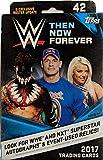 2017 Topps WWE Then Now Forever Hanger Box |Featuring John Cena Tribute, Daniel Bryan, More!, Multicolor