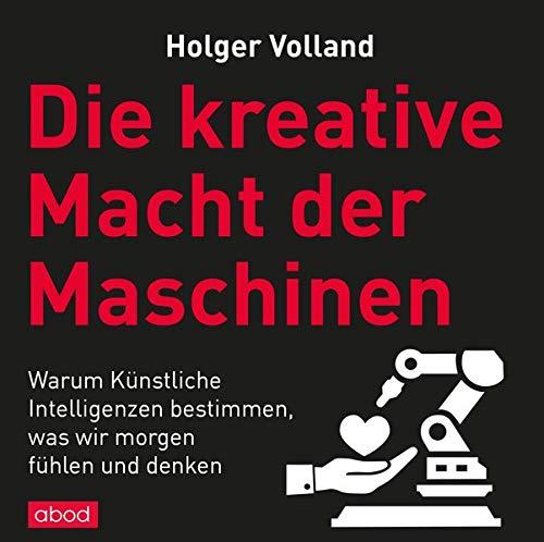 Die kreative Macht der Maschinen Titelbild