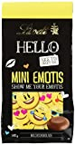 Lindt & Sprüngli Hello Mini Emotis Beutel, 2er Pack (2 x 140 g)