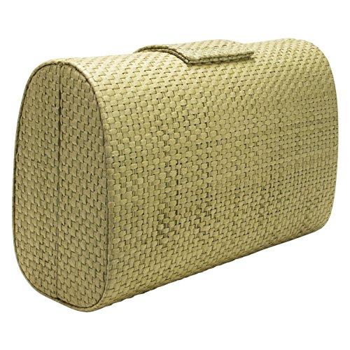 Alpenflüstern Trachtentasche Thea grün DTA071 - 4
