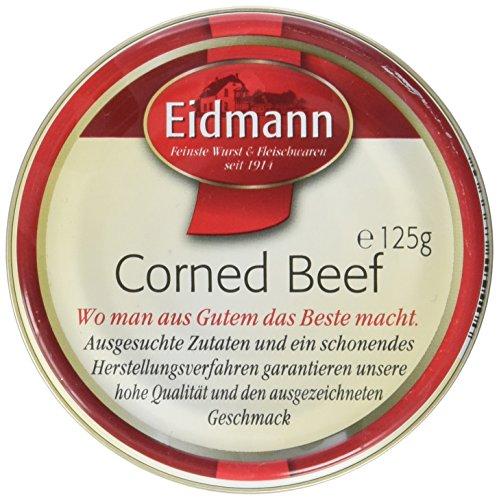 Eidmann Wurstkonserven, 12er Pack (12 x 125 g)