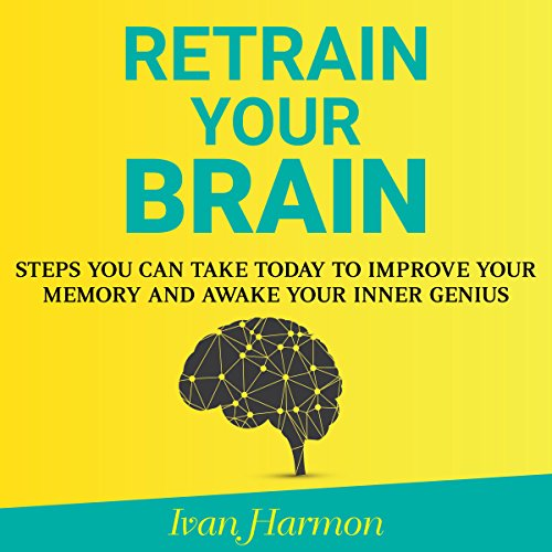 Retrain Your Brain audiobook cover art