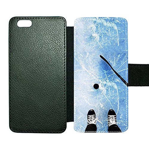 Have with Hockey 5 Protect Hard Abs Case Compatible with iPhone 6 Man Choose Design 124-3