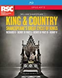 Shakespeare: King & Country Box Set [4 Blu-Rays] [Reino Unido] [Blu-ray]