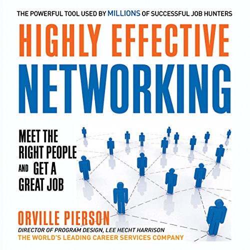 Highly Effective Networking audiobook cover art