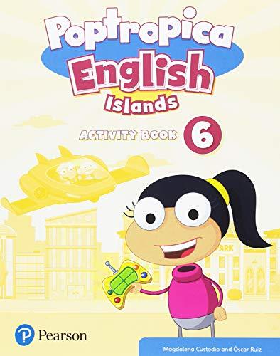 Poptropica English Islands Level 6 My Language Kit + Activity Book pack