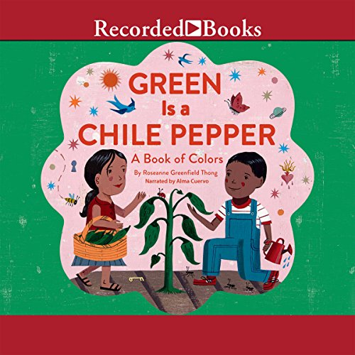 Couverture de Green Is a Chile Pepper