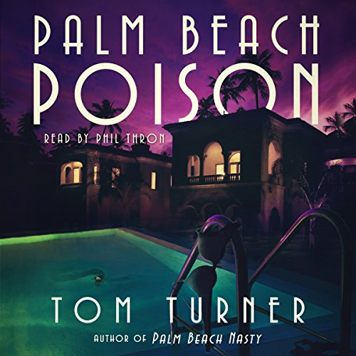 Palm Beach Poison audiobook cover art