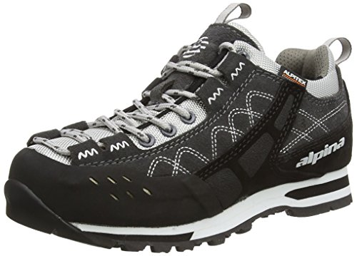 alpina Unisex-Erwachsene 680330 Trekking- & Wanderhalbschuhe, Grau (Grey), 37