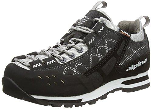 Alpina 680330, Unisex-Erwachsene Trekking- & Wanderschuhe, Grau (grey), 46 EU