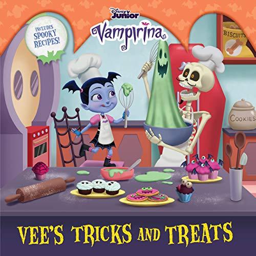 Vampirina: Vee's Tricks and Treats (English Edition)