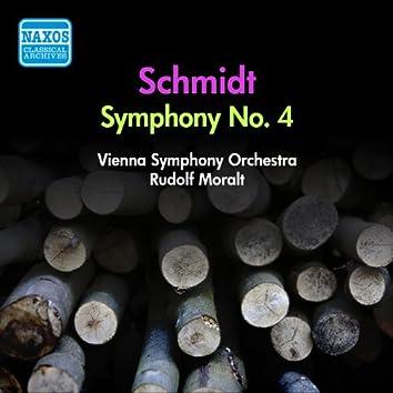 Schmidt, F.: Symphony No. 4 (Moralt) (1955)