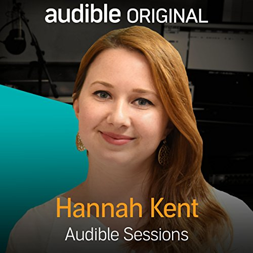 Hannah Kent audiobook cover art