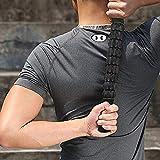 Bodylastics Deep Tissue Massage Roller Stick to Relieve Muscles Soreness, Cramping, Tightness