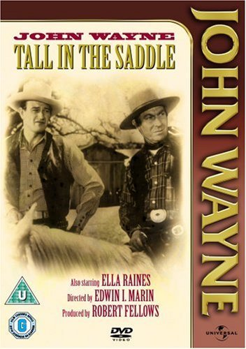 Tall In The Saddle - John Wayne [UK Import]