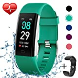 Best Monitors With Calorie Counters - KITPIPI Fitness Tracker Activity Tracker Watch with Heart Review