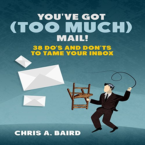 You've Got (Too Much) Mail! cover art