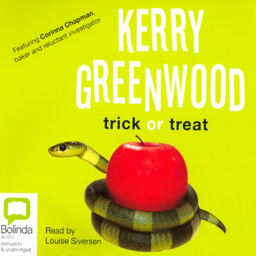 Trick or Treat audiobook cover art