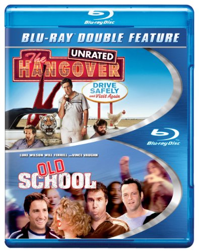 Hangover, The /Old School (BD) (Double Feature) [Blu-ray]