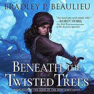 Page de couverture de Beneath the Twisted Trees