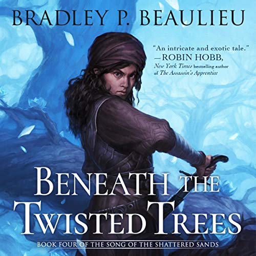 Page de couverture de Beneath the Twisted Trees