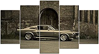 Best mustang canvas prints Reviews