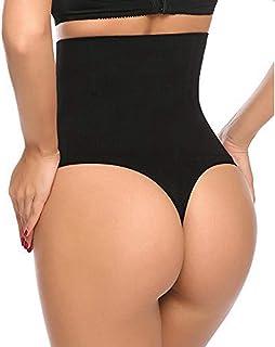 795cef15e305c ASO-SLING Women High Waist Thong Control Panties Girdle Tummy Slimmer Shorts