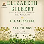 The Signature of All Things  By  cover art