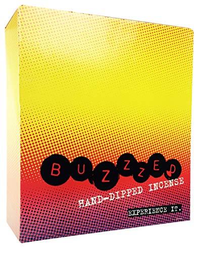 Gonesh Buzzzed Box-720 Sticks Incense