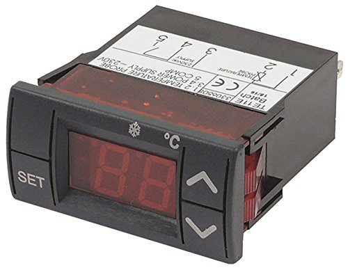 eurema elettronico regolatore te11e per PTC Incasso misura 58X 25mm 230V AC