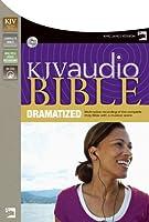 Holy Bible: King James Version, Black Zipper Case