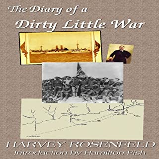 Diary of a Dirty Little War audiobook cover art