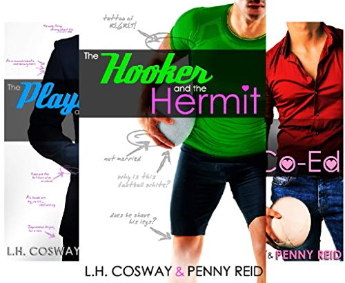 Rugby (4 Book Series)