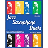 Jazz Saxophone Duets - Volume 2 by Greg Fishman
