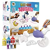 Unicorn Gifts for Girls. Arts and Crafts Paint Your Own Rainbows and Awesomeness Squishies DIY Kit! Gifts for Girls Ages 4 6 7 8 9 10. Top Christmas 2019 Toys. Includes Large Slow-Rise Squishies