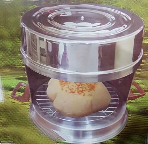 Pita Pot bread oven 110V 1100 W Toaster Tannour Tabun middle eastern High temp