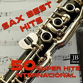 Sax Best Hits - (50 Super Hits Internacional)