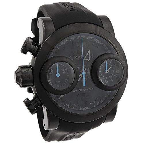 Graham Swordfish Booster Chronograph Automatik Herren-Armbanduhr 2SWBB.U36L.K5