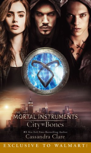 City of Bones: Movie Tie-in Edition (The Mortal Instruments, Band 1)