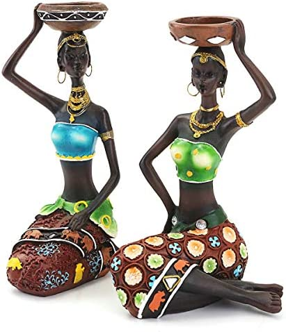 African tribal figurines _image3