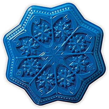 6 Cups Nordic Ware Disney Frozen 2 Snowflake Shortbread Pan