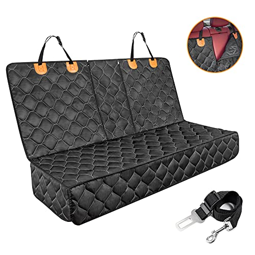 JOEJOY Dog Car Seat Covers Waterproof Pet Car Seat Cover for Dogs Non-Slip...