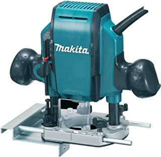 """Makita RP0900X/1 110V 1/4"""" Or 3/8"""" Plunge Router Supplied in A Carry Case"""