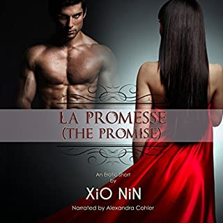 La Promesse (The Promise) audiobook cover art